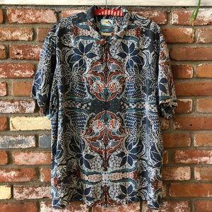 Tommy Bahama Silk Island Modern Fit Shirt